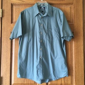 5/$15 Stafford SS Button-up 17